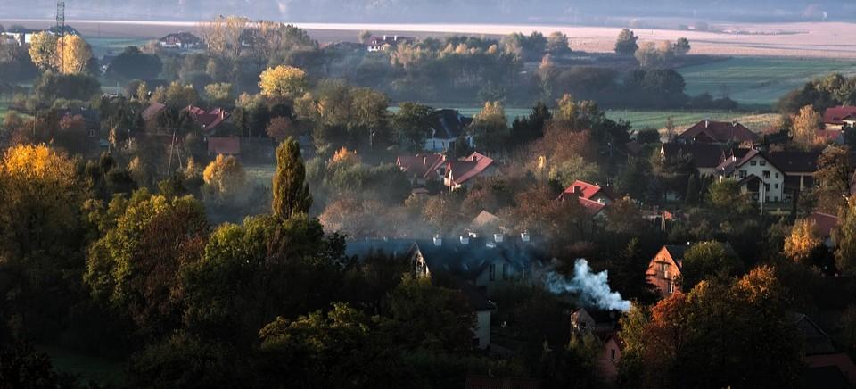 Spore zanieczyszczenie powietrza nad Rzeszowem