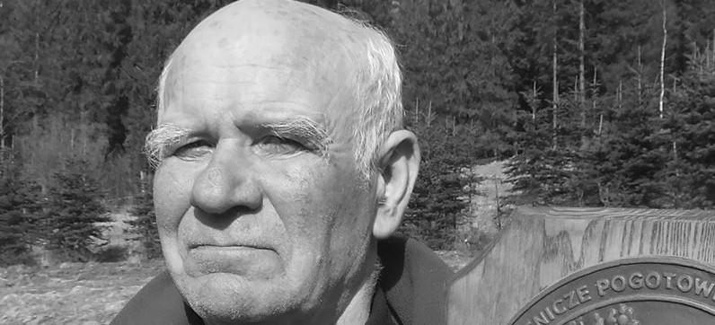 Nie żyje Kazimierz Osiecki, wieloletni bieszczadzki ratownik GOPR. Miał 82 lata