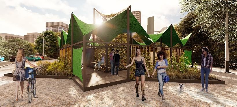 Przestrzeń kwadratowa dla Rzeszowa! Obiekt do kultury i relaksu może powstać, dzięki waszym głosom!