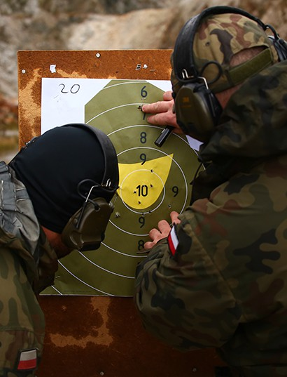 """Podkarpaccy Terytorialsi pokazali wilczy pazur. Podium w bojowych zawodach """"Mountain Warrior"""" (FOTO)"""