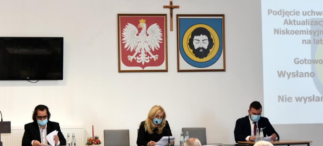 CZWARTEK: Sesja Rady Miejskiej w Brzozowie