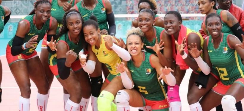Siatkarki Developresu zagrają z reprezentacją Kamerunu! Wstęp wolny