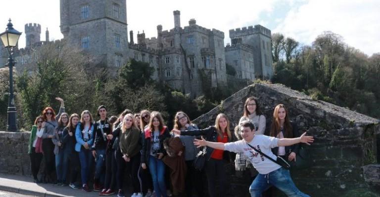Praktyki zawodowe uczniów Zespołu Szkół nr 5 w Youghal w Irlandii!
