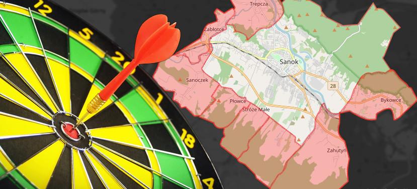Czy Sanok chce ratować swój budżet kosztem sąsiednich gmin? Gorąco na sesji