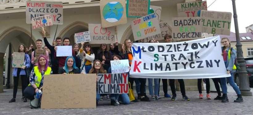 W Rzeszowie odbędzie się Młodzieżowy Strajk Klimatyczny