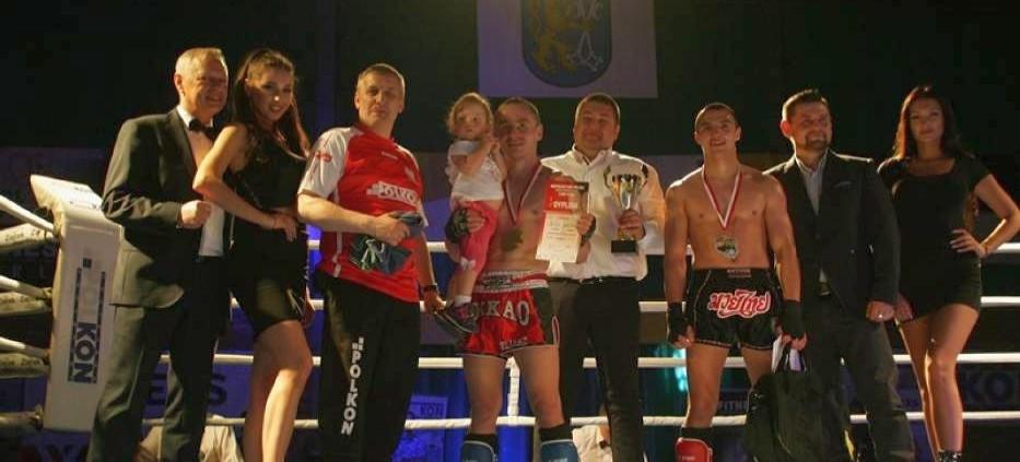 Kamil Rościński z kolejnym medalem. To już trzeci w tym roku! (FOTO)