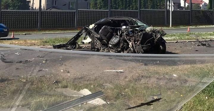 REGION: Tragiczny wypadek ! 1 osoba nie żyje, 2 zostały ranne!