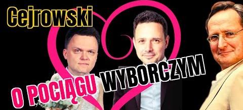 WYBORY: Wojciech Cejrowski chce obalić system?