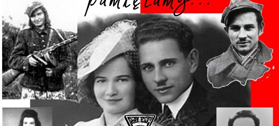 NIEDZIELA: Zapraszamy na obchody 73 rocznicy śmierci mjr. Antoniego i Janiny Żubrydów
