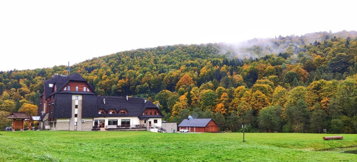 Paleta barw w Bieszczadach! Jest po prostu pięknie! (ZDJĘCIA)