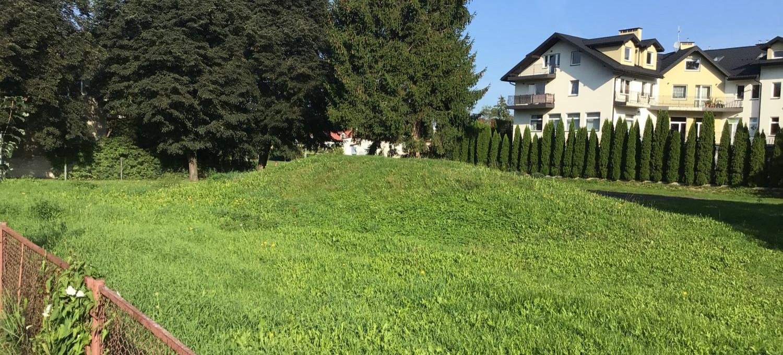 SANOK. Popularna górka zniknie z krajobrazu dzielnicy. Deweloper wybuduje mieszkania
