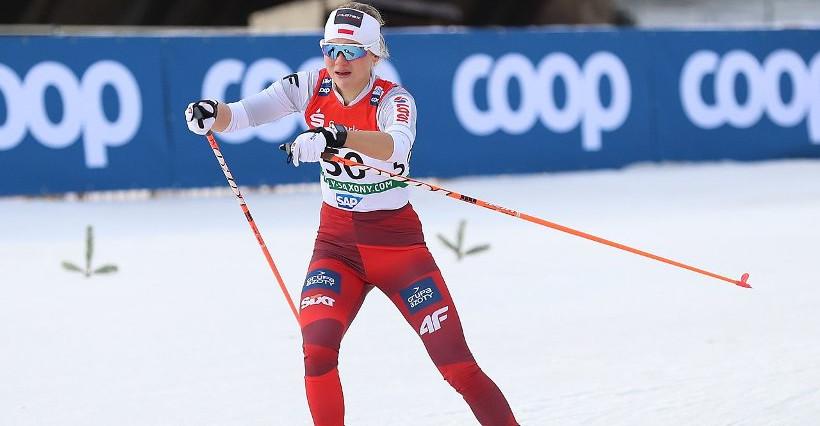 Izabela Marcisz z Korczyny mistrzynią świata w biegach narciarskich!
