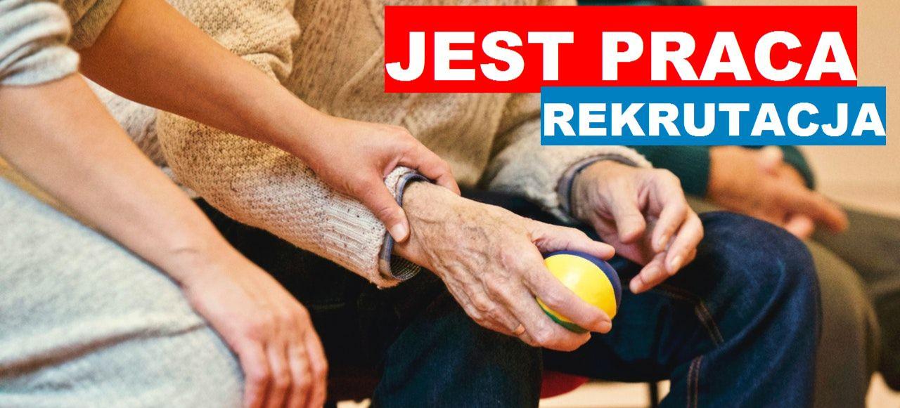 Rekrutacja pracowników Centrum Opiekuńczo-Mieszkalnego w Krzemiennej