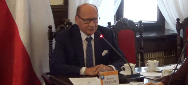 Tadeusz Ferenc podpisał apel ws. poszanowania zasad równości i tolerancji