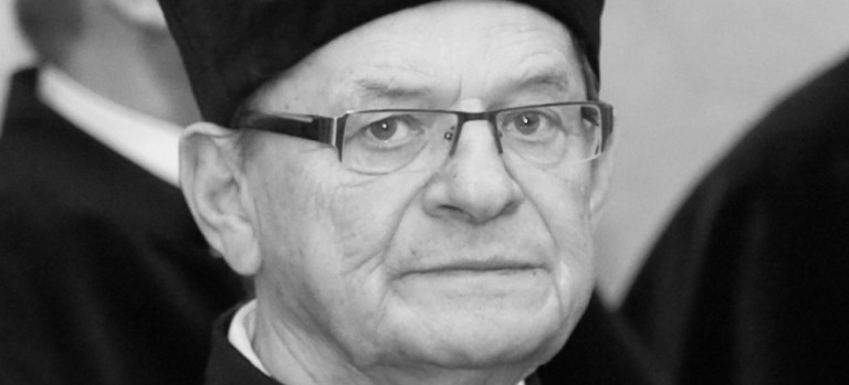 Zmarł prof. Antoni Pieniążek, wieloletni wykładowca rzeszowskiej WSPiA