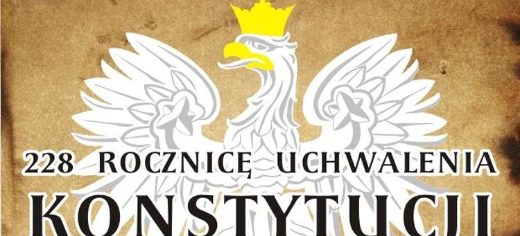 GMINA BUKOWSKO: Obchody Rocznicy Uchwalenia Konstytucji 3 Maja