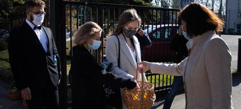 """""""Soki mocy"""" od Ewy Leniart dla maturzystów II LO w Rzeszowie (FOTO)"""