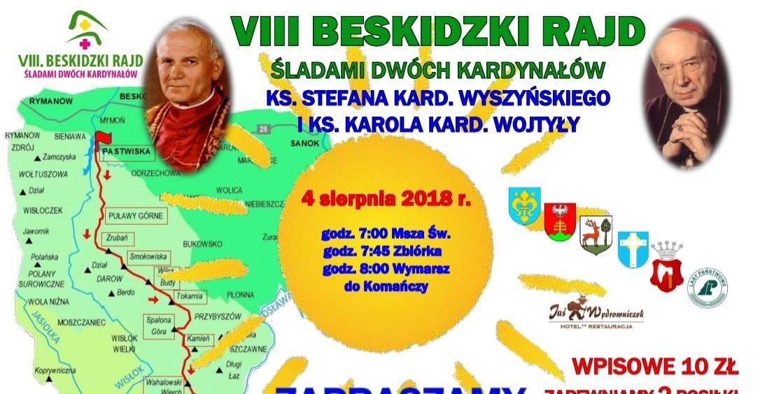 VIII Rajd Śladami Dwóch Kardynałów