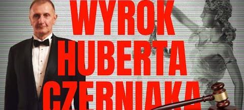 """Hubert Czerniak komentuje WYROK Sądu Lekarskiego! Co dalej? """"Zdrowie Polaków jest najważniejsze"""""""