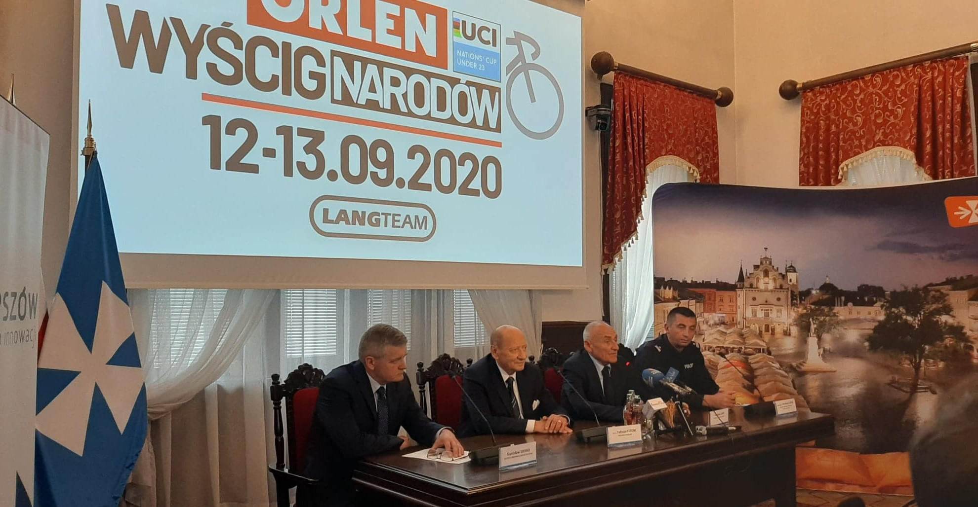 """Dwa zespoły będą reprezentowały Polskę podczas """"Orlen wyścig Narodów"""""""