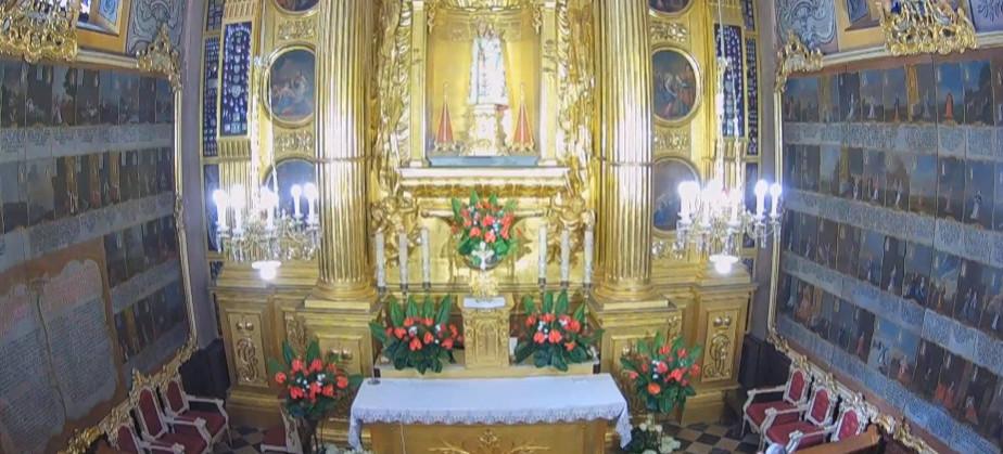 RZESZÓW. Niedzielne msze z kościoła oo. Bernardynów (NA ŻYWO)