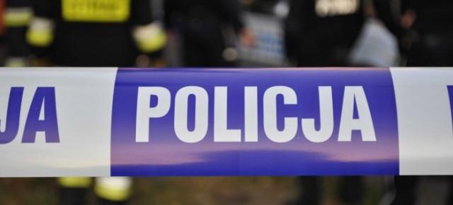 Pożar w Jarosławiu. Policjanci uratowali trzy osoby i dwa psy
