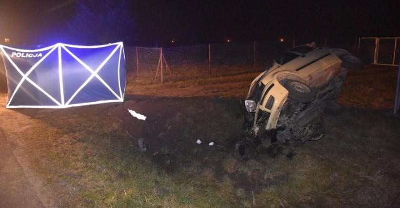 NIEDZIELA. Dwa śmiertelne wypadki w regionie! (FOTO)