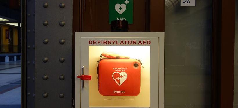 #DajemySerce. W Rzeszowie będzie ponad 600 defibrylatorów AED!