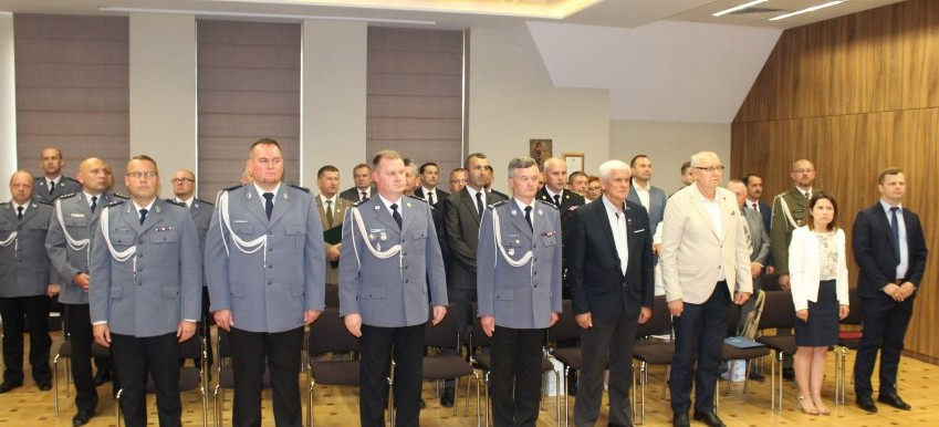 Święto brzozowskiej Policji. 26 awansów (ZDJĘCIA)