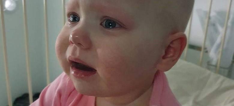2-letnia Iza z Rzeszowa choruje na białaczkę. POTRZEBNA POMOC