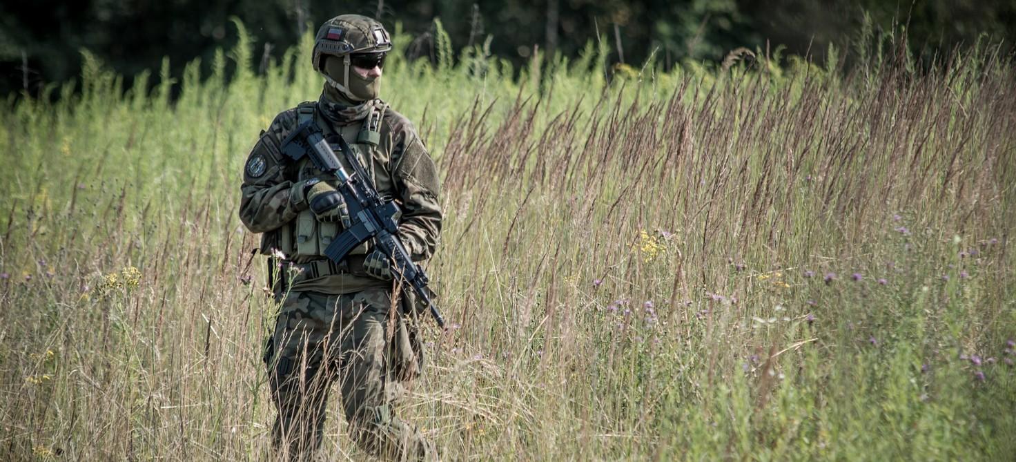 4000 żołnierzy pomaga w walce z koronawirusem (ZDJĘCIA)