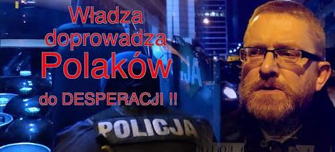 POSEŁ Grzegorz BRAUN: Interwencja poselska w lokalu