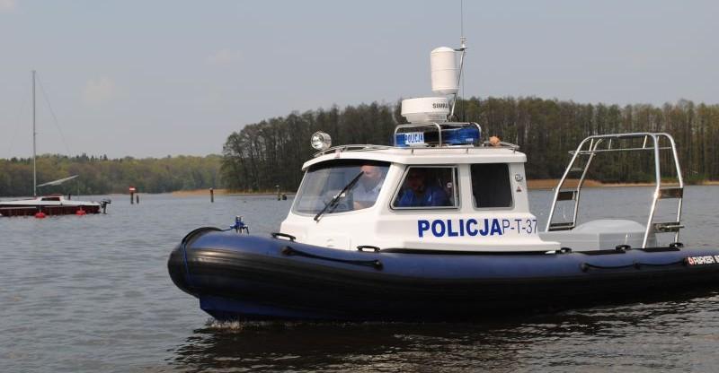 DYNÓW: Policja poszukuje 33-latka. Porwał go nurt rzeki!