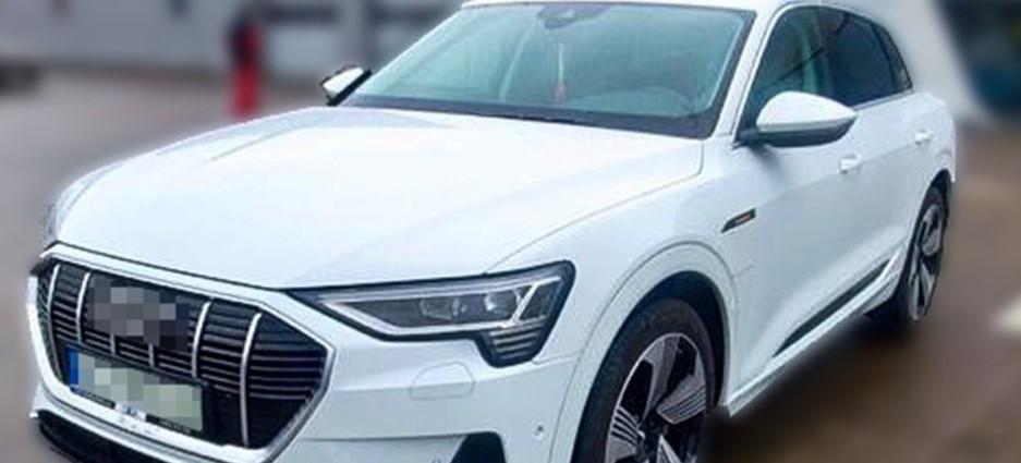Gang wyłudzał luksusowe auta. Sprzedawano je na Ukrainie (VIDEO, ZDJĘCIA)
