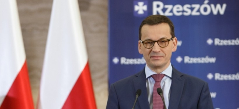 W czwartek Rzeszów odwiedzi premier Mateusz Morawiecki