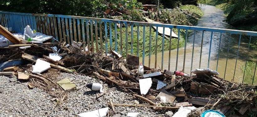 Skutki powodzi. Milionowe straty w infrastrukturze drogowej!