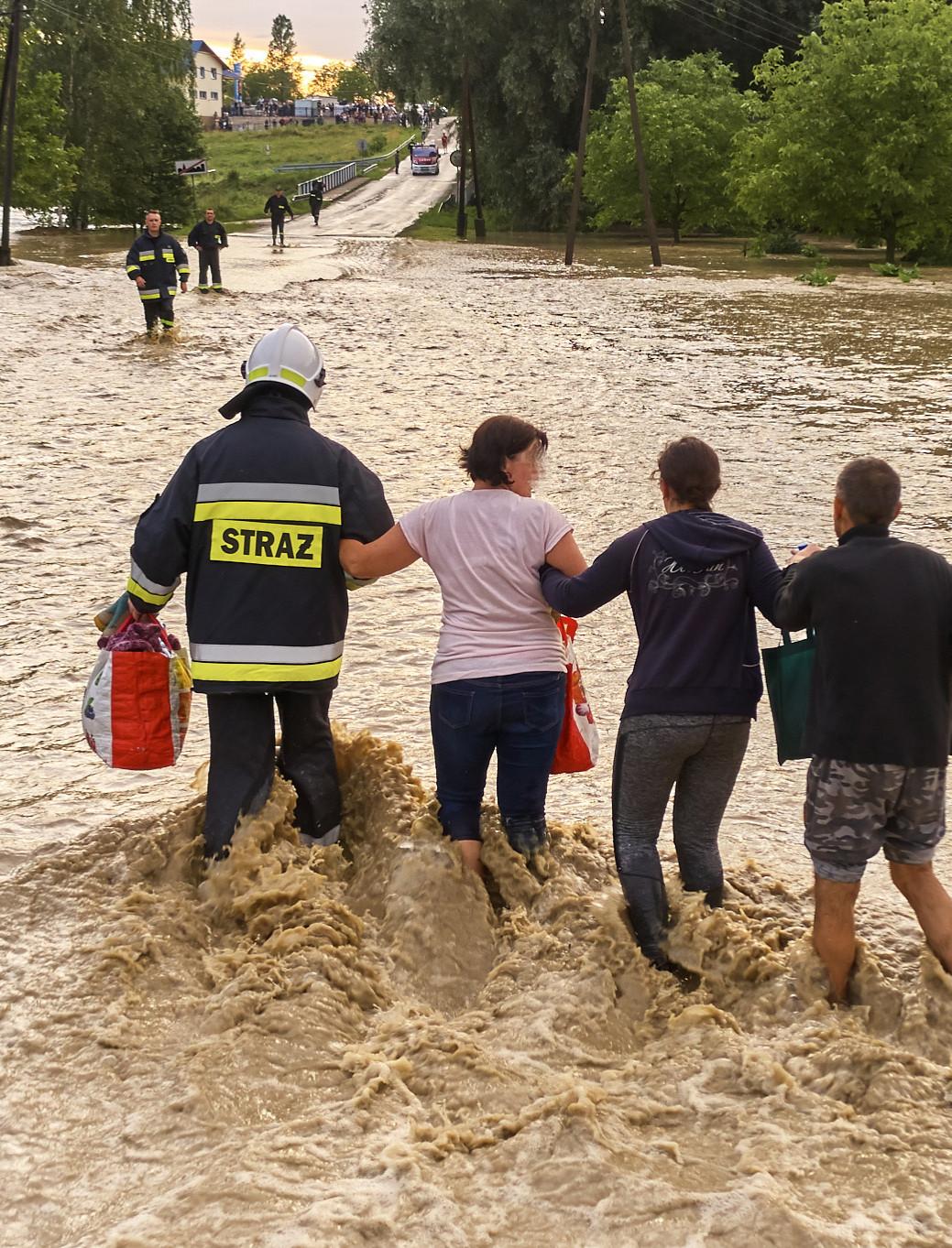7 milionów euro na odbudowę po powodziach na Podkarpaciu!