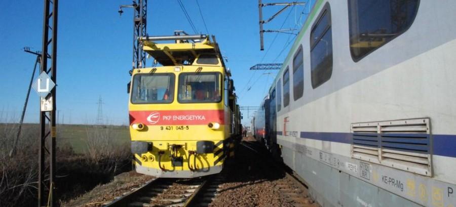 O krok od zderzenia pociągów na Podkarpaciu! Awaryjne hamowanie jednego ze składów (FOTO)