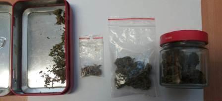 Szukali narkotyków, znaleźli także amunicję (FOTO)