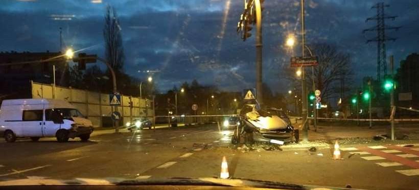 Dwa niebezpieczne wypadki w Rzeszowie! Są ranni! (FOTO)
