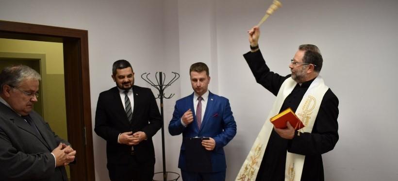 BOGUCHWAŁA. Otwarcie biura posła Sobolewskiego i senatora Ożoga (WIDEO)