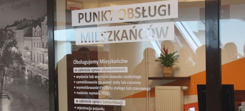 RZESZÓW. Urząd Miasta otwiera Punkty Obsługi Mieszkańców