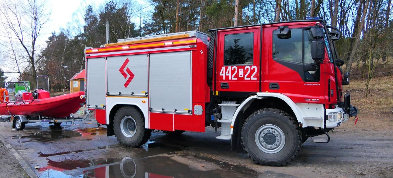 Ulewy i wichury. Prawie 30 interwencji strażaków (VIDEO, ZDJĘCIA)