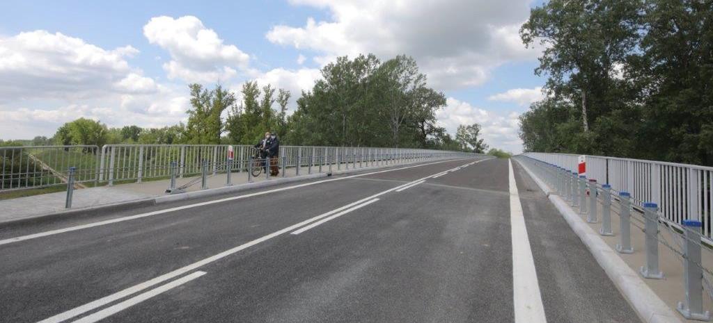 Historyczny dzień w Mielcu. Oddano nowy most na Wisłoce (VIDEO, FOTO)