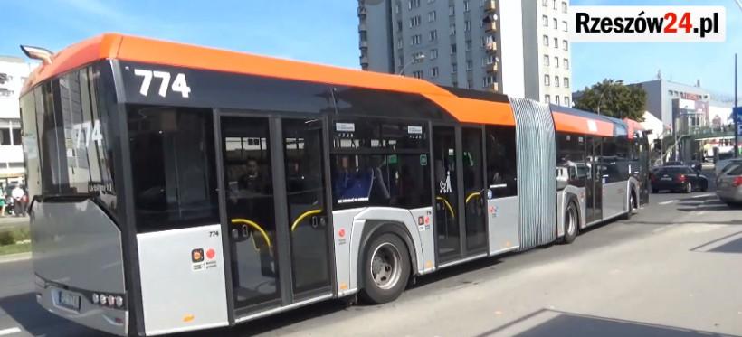 RZESZÓW. Od czerwca rozkłady jazdy komunikacji miejskiej wracają do normalności!