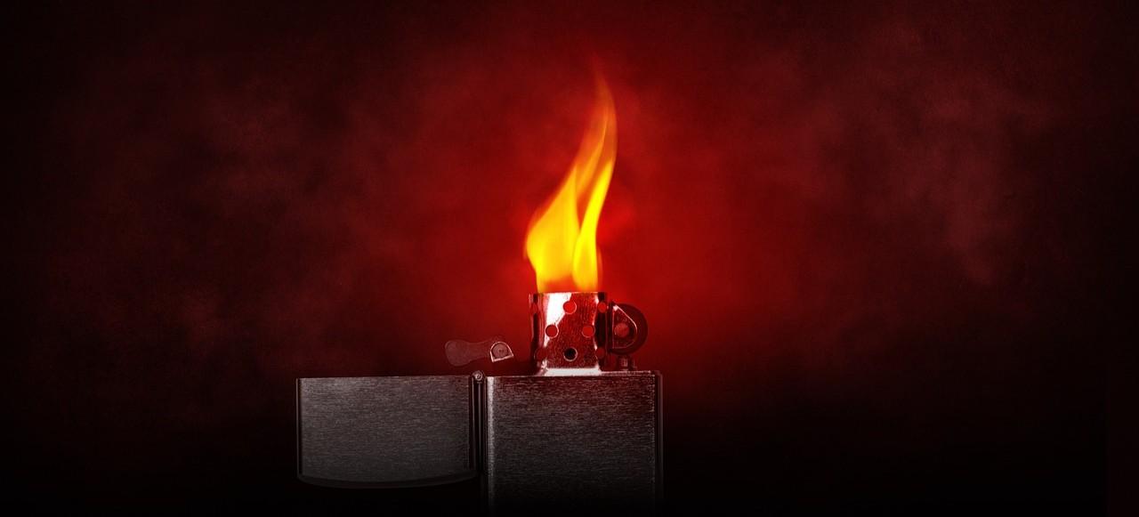 Chciał podpalić dom swojej żony. Grozi mu nawet 5 lat