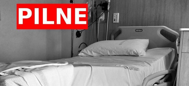 PODKARPACIE. Zmarła 36 osoba zarażona koronawirusem!