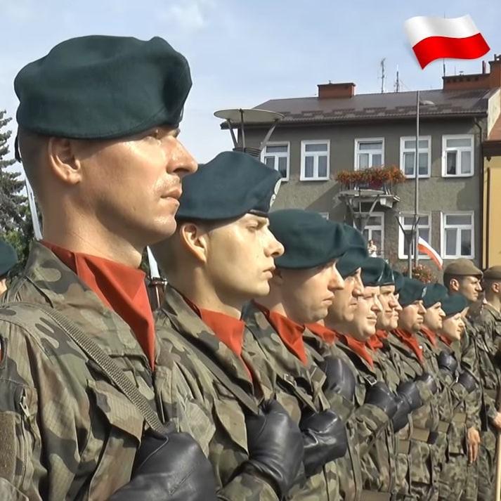 Zobacz relację video z wojskowego święta w Brzozowie (FILM, ZDJĘCIA)