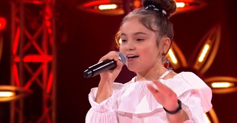 Amelia z Rzeszowa w finale The Voice Kids! (VIDEO)