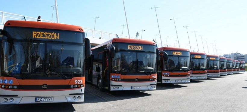 Autosan dostarczy do Rzeszowa 40 autobusów miejskich CNG!
